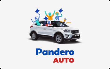 Mobile auto Pandero