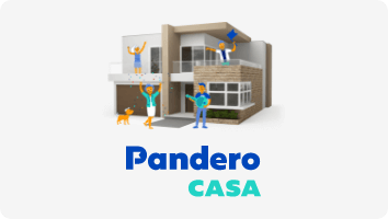 Mobile casa Pandero
