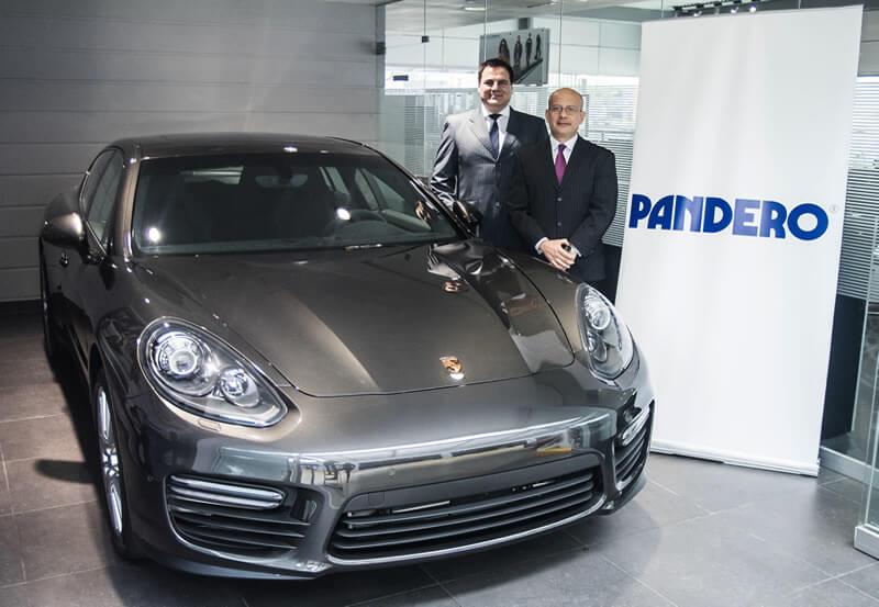 Pandero S.A. Entregó Porsche valorizado en US$ 171,000
